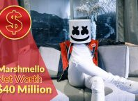 Marshmello Net Worth 2020 – $40 Million
