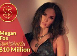 Megan Fox Net Worth 2020 – Biography, Wiki, Career & Facts