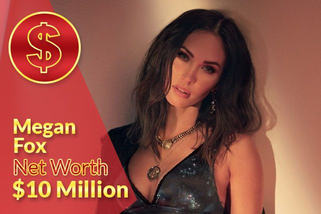 Megan Fox Net Worth 2020 – Biography, Wiki, Career & Facts