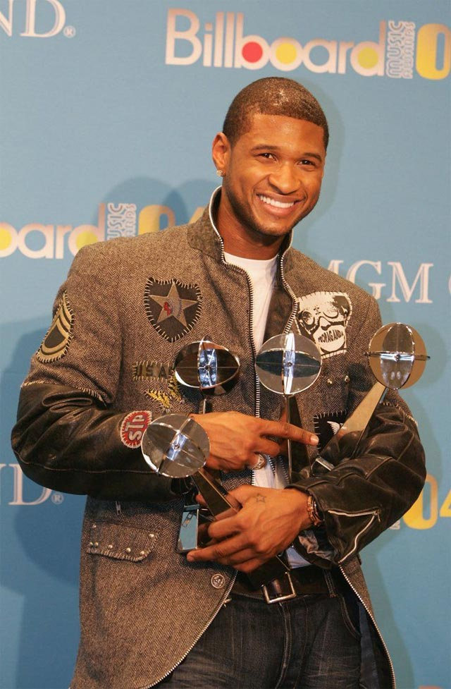 Usher High Nominations and Awards