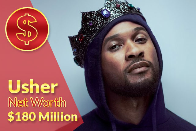 Usher Net Worth 2020 – Biography, Wiki, Career & Facts