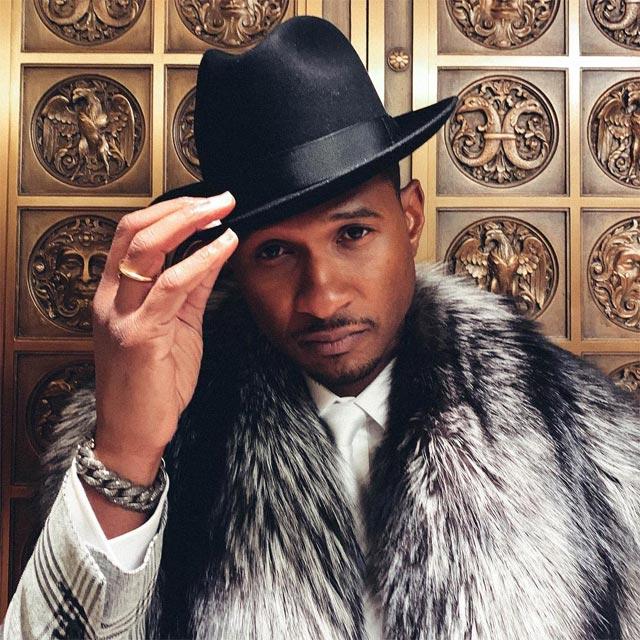 Usher Professional life