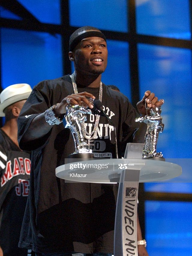 50 Cent Awards and Achievements