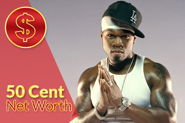 50 Cent Net Worth 2021 – Biography, Wiki, Career & Facts