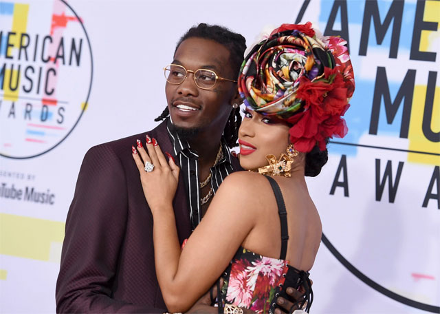 Offset had many relationships previous to Cardi B
