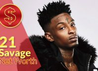 21 Savage Net Worth 2020 – Biography, Wiki, Career & Facts