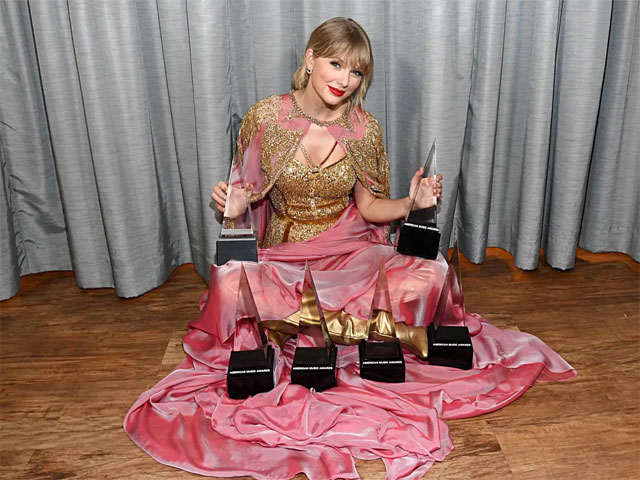 Taylor Siwft Awards and Achievements