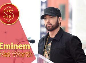 Eminem Net Worth 2021 – Biography, Wiki, Career & Facts