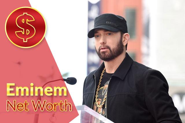 Eminem Net Worth 2020 – Biography, Wiki, Career & Facts