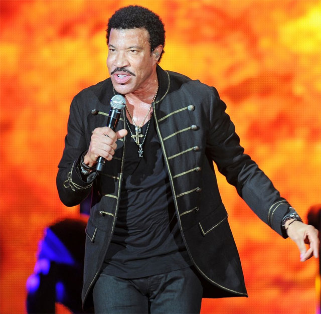 Lionel Richie Career