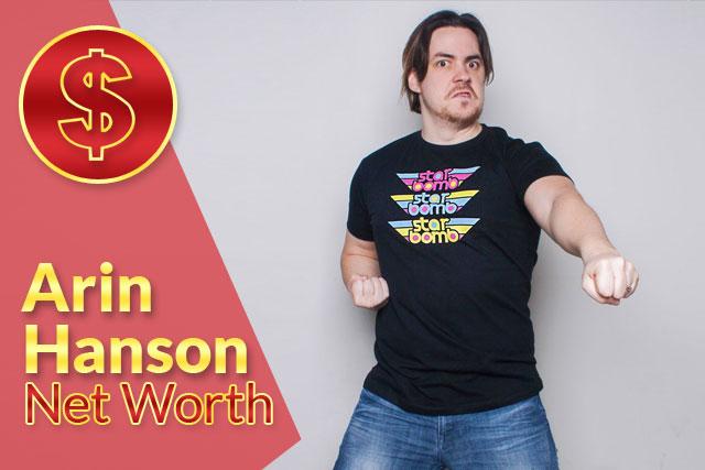 Arin Hanson Net Worth 2020 – Biography, Wiki, Career & Facts