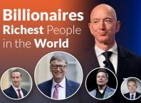 Top 15 Billionaires 2021: Who are the Richest People in the World?