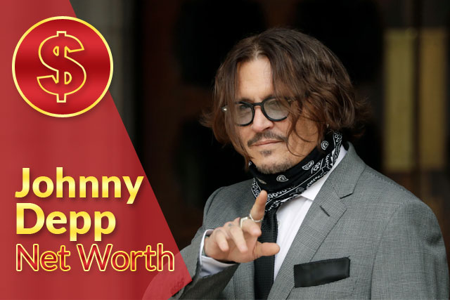 Johnny Depp Net Worth 2021 – Biography, Wiki, Career & Facts