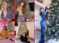 Celebrity Christmas Trees Of 2020