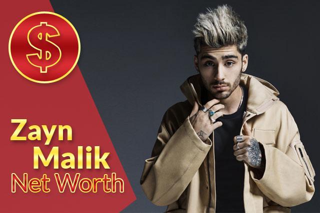 Zayn Malik Net Worth 2021 – Biography, Wiki, Career & Facts