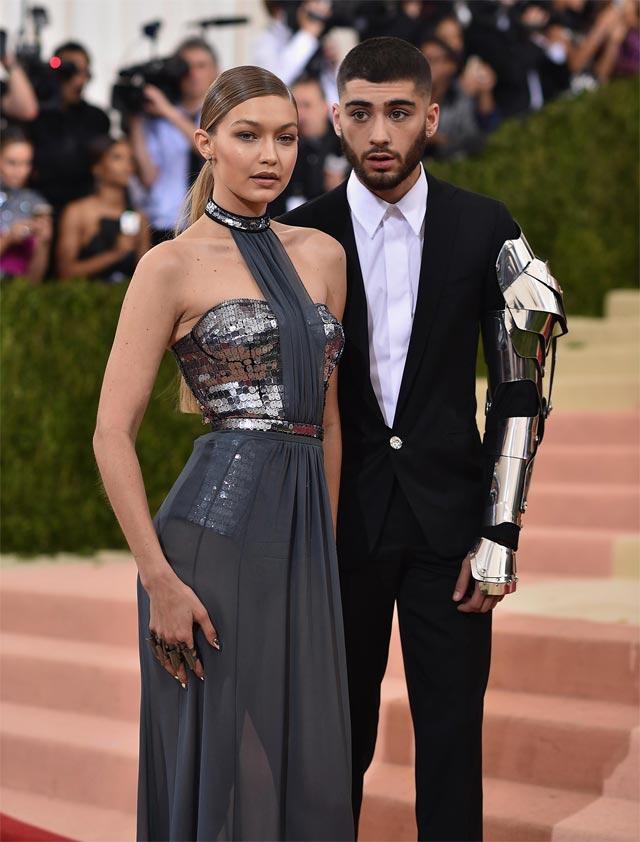 Zayn Malik current relationship is with a famous model Gigi Hadid