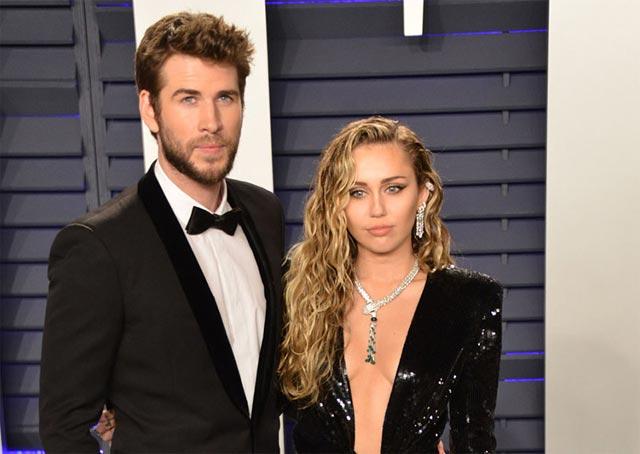 Miley Cyrus husband Liam Hemsworth