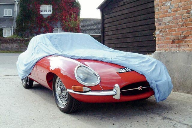 Best Indoor Car Covers for Classic Cars