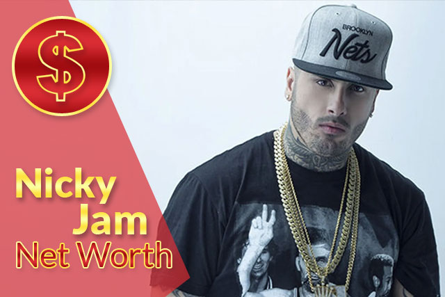 Nicky Jam Net Worth 2021 – Biography, Wiki, Career & Facts