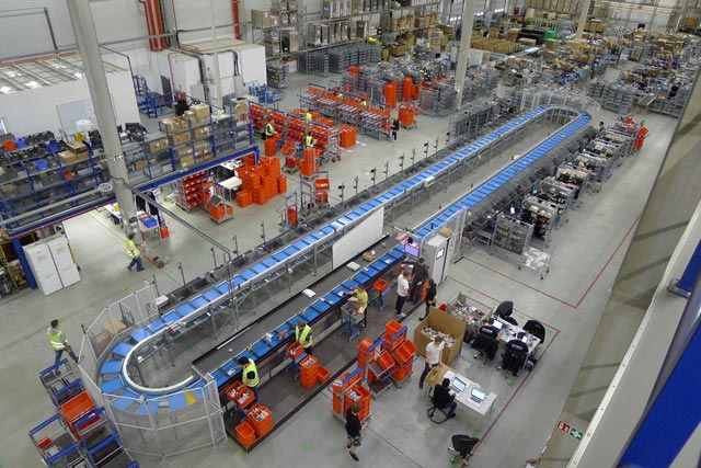 The Benefits of Automated Material Handling
