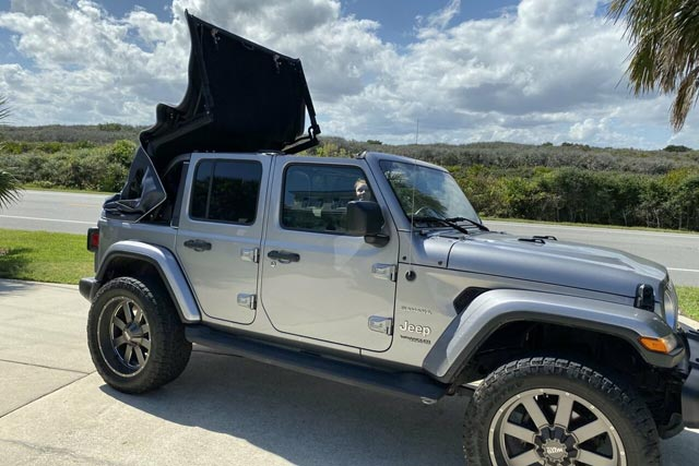 How Often Should Jeep Soft Tops Be Replaced?