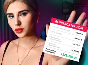 How Much Do They Make on Webcam: A Girl From Washington Shares Real Figures of her Income on Bongacams