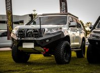 Toyota Prado Aftermarket Accessories for Protection, Comfort & Storage